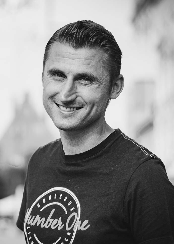 Portrait DJ Danny Deluxé