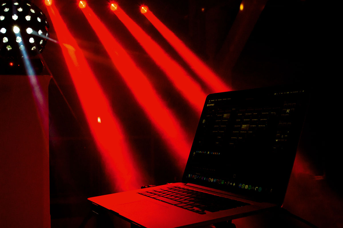 Movingheads Veranstaltungstechnik DJ Niederbayern
