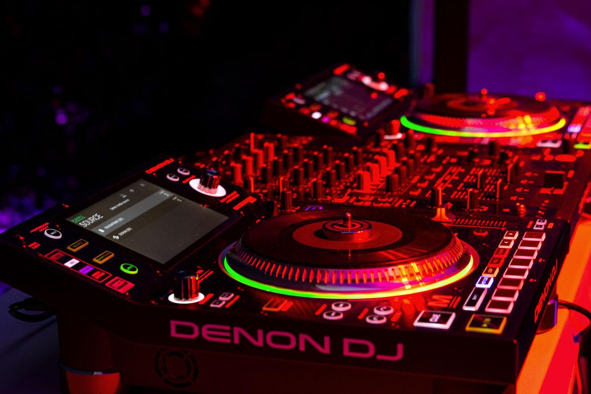 Club-DJ-Setup Deejay Straubing