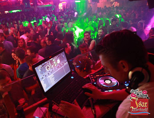 DJ Danny Deluxé Isar Almstadl Plattling