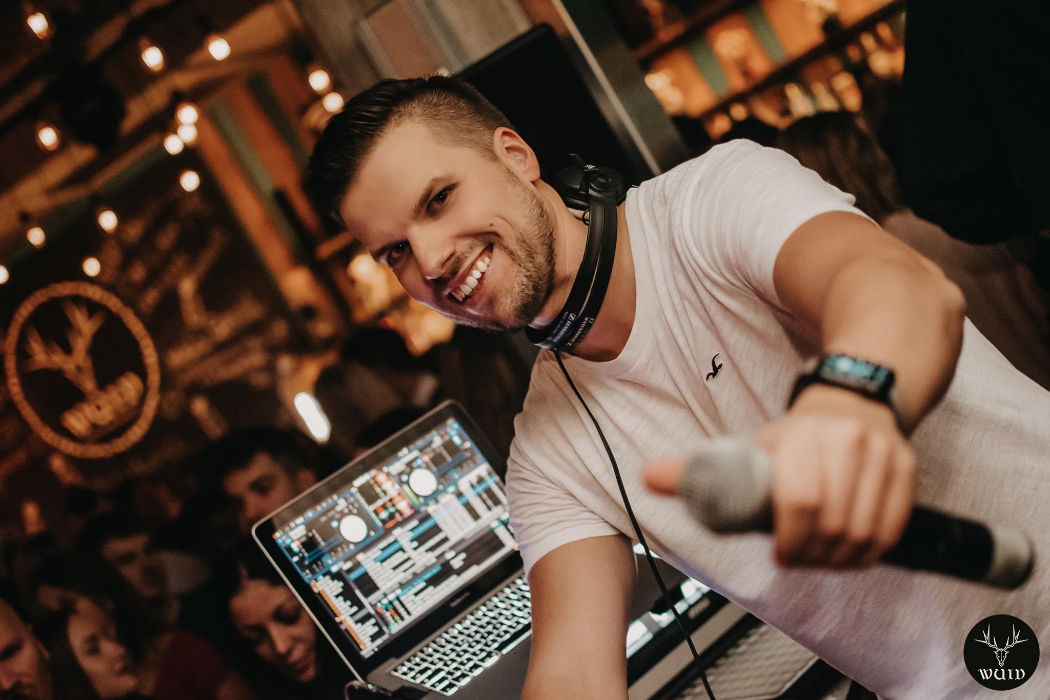 DJ John Taylor Straubing-Bogen