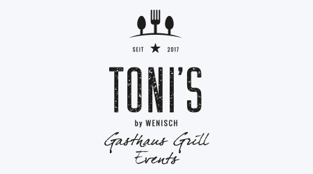 Logo Toni's by Wenisch Straubing